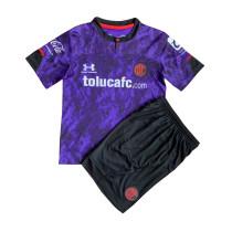 Kids Toluca Third Jersey 2021/22