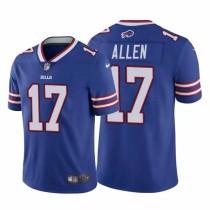 Mens Buffalo Bills Josh Allen Nike Royal NFL Jersey 2021