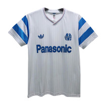 Mens Olympique Marseille Retro Home Jersey 1990