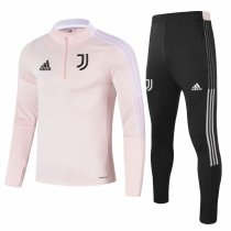 Mens Juventus Training Suit Pink 2021/22