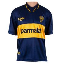 Mens Boca Juniors Retro Home Jersey 1994