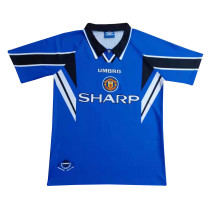 Mens Manchester United Retro Away Jersey 1996/97
