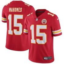 Mens Kansas City Chiefs Patrick Mahomes Nike Red NFL Jersey 2021