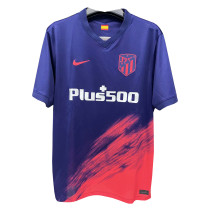 Mens Atletico Madrid Away Jersey 2021/22
