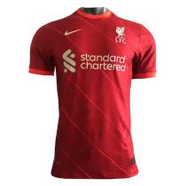Mens Liverpool Home Jersey 2021/22 - Match