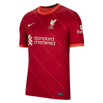 Mens Liverpool Home Jersey 2021/22