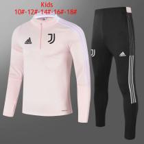 Kids Juventus Training Suit Pink 2021/22