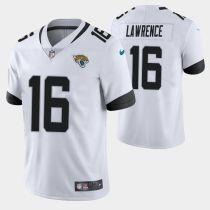 Mens Jacksonville Jaguars Trevor Lawrence Nike White NFL Jersey 2021