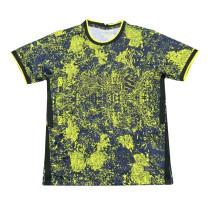 Mens Liverpool Short Training Jersey Yellow 2021/22