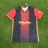 Mens Barcelona Red-Black Jersey 2021/22