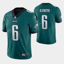 Mens Philadelphia Eagles DeVonta Smith Nike Midnight Green NFL Jersey 2021