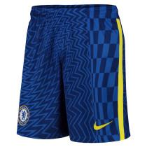 Mens Chelsea Home Shorts 2021/22