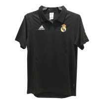 Mens Real Madrid Away Jersey 2002/03 - Championes League Version