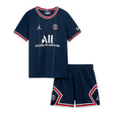 Kids PSG Home Jersey 2021/22