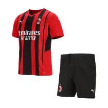 Kids AC Milan Home Jersey 2021/22