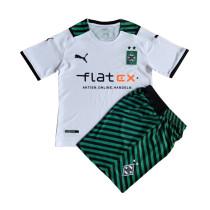 Kids VfL Borussia Monchengladbach Home Jersey 2021/22