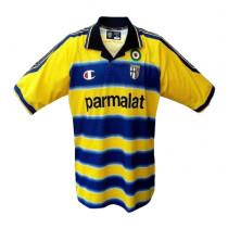 Mens Parma Calcio Retro Home Jersey 1999/2000