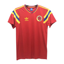 Mens Colombia Retro Away Jersey 1990