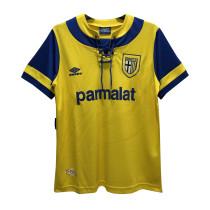 Mens Parma Calcio Retro Home Jersey 1993-1995