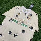 Mens Juventus x Gucci White Jersey 2021/22