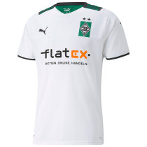 Mens VfL Borussia Monchengladbach Home Jersey 2021/22