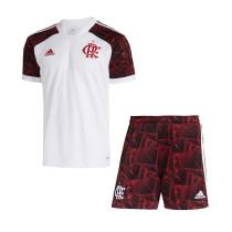 Kids Flamengo Away Jersey 2021/22