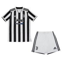 Kids Juventus Home Jersey 2021/22