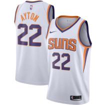 Mens Phoenix Suns Nike White 2020/21 Swingman Jersey - Associaction  Edition