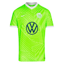 Mens VfL Wolfsburg Home Jersey 2021/22
