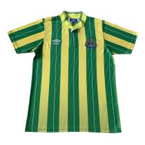 Mens Newcastle United Retro Away Jersey 1988