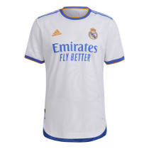 Mens Real Madrid Home Jersey 2021/22 - Match