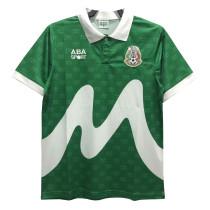 Mens Mexico Home Retro Jersey 1995