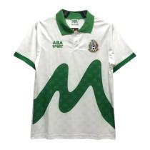 Mens Mexico Retro Away Jersey 1995