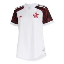 Womens Flamengo Away Jersey 2021/22