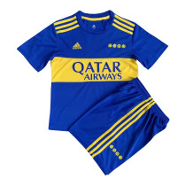 Kids Boca Juniors Home Jersey 2021/22