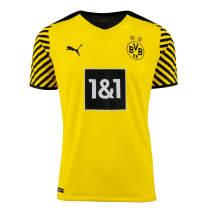 Mens Borussia Dortmund Home Jersey 2021/22 - Match