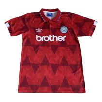 Mens Manchester City Retro Away Jersey 1991