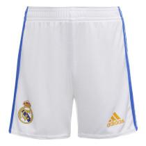 Mens Real Madrid Home Shorts 2021/22