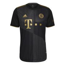 Mens Bayern Munich Away Jersey 2021/22 - Match