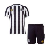 Kids Santos FC Away Jersey 2021/22