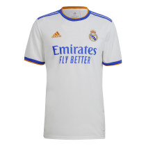 Mens Real Madrid Home Jersey 2021/22