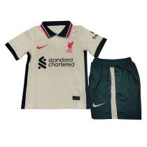 Kids Liverpool Away Jersey 2021/22