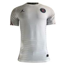Mens PSG Short Training White Jersey 2021/22 - Match