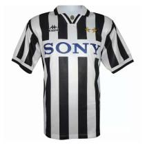 Mens Juventus Retro Home Jersey 1995/96