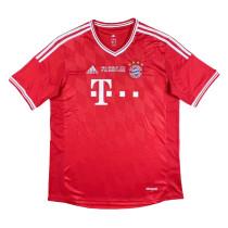 Mens Bayern Munich Home Jersey 2013/14