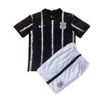 Kids Corinthians Away Jersey 2021/22