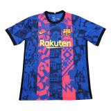 Mens Barcelona Third Jersey 2021/22