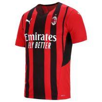 Mens AC Milan Home Jersey Mens 2021/22 - Match