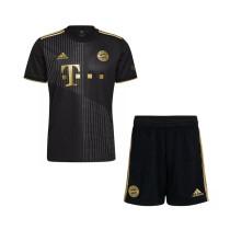 Kids Bayern Munich Away Jersey 2021/22