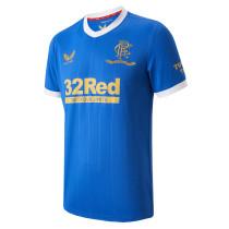 Mens Rangers Home Jersey 2021/22